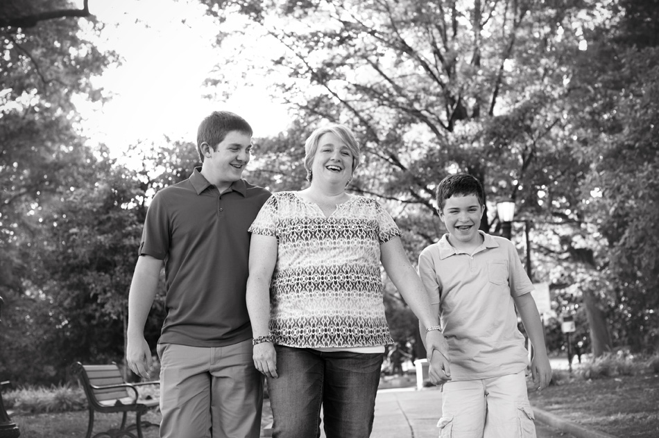 Downtown Raleigh Family Photographer