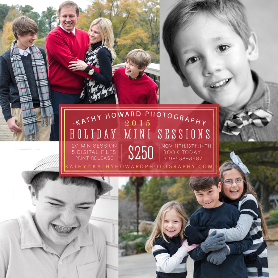 KHP-Fall-Mini-Sessions news