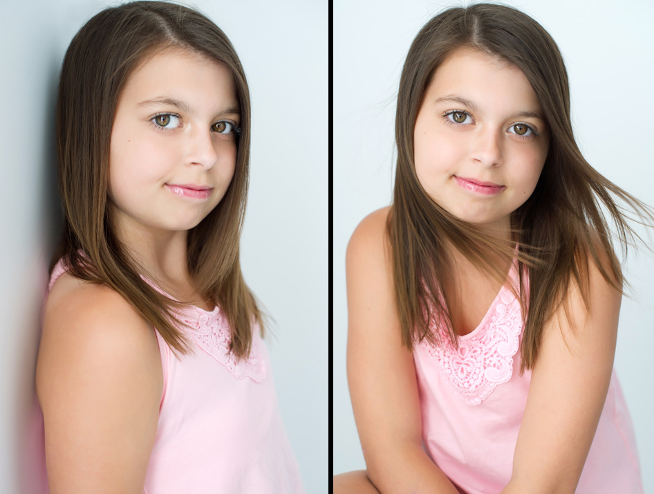 Raleigh Cary Holly Springs Portrait Child Model Photographer
