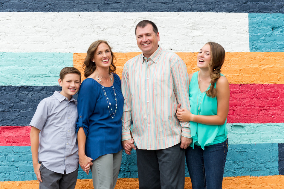 Raleigh Cary NC Family Portrait Photographer